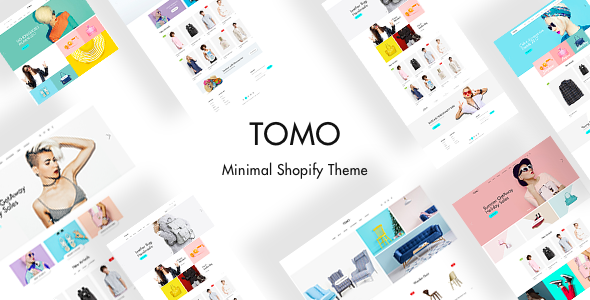 TOMO - Elegant Layout Builder Shopify Theme