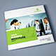 Square Corporate Brochure - GraphicRiver Item for Sale