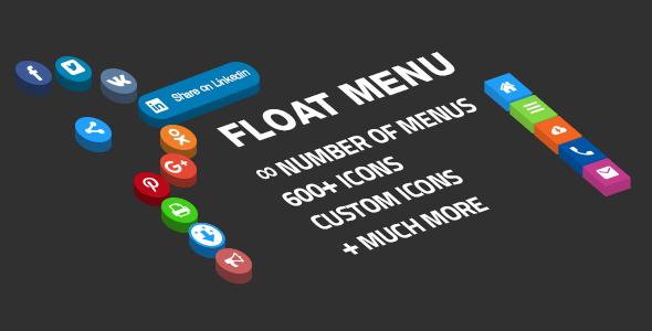 Floating side menu - easily creating awesome custom menu Download