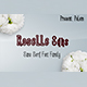 Roselle Font Family - GraphicRiver Item for Sale