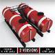 Industrial oil tank double - 3DOcean Item for Sale