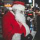 Santa Wishing Merry XMas