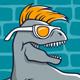 Skater Dino - GraphicRiver Item for Sale