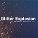Colorful Glitter Explosion v1 - GraphicRiver Item for Sale