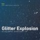 Colorful Glitter Explosion V2 - GraphicRiver Item for Sale