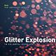 Colorful Glitter Explosion V4 - GraphicRiver Item for Sale