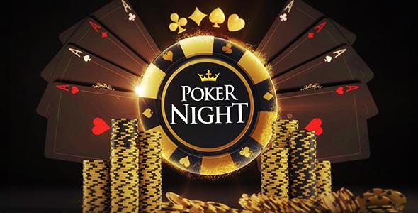 Poker Night Logo Reveals