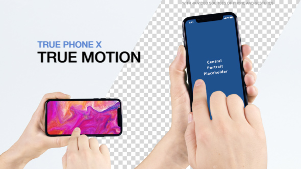 Phone X App Promo
