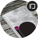 Spiral Book Closed Top View Mock-Up - GraphicRiver Item for Sale