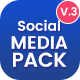 Fashion - Social Media Pack - GraphicRiver Item for Sale