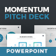 Momentum Professional Business PowerPoint Template - GraphicRiver Item for Sale