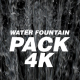 Water Fountain Pack - VideoHive Item for Sale