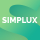Simplux - Creative Portfolio and Blog WordPress Theme - ThemeForest Item for Sale