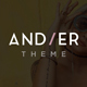 Andier - Responsive One & Multi Page Portfolio Theme - ThemeForest Item for Sale