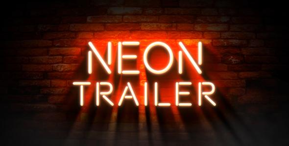 Neon Trailer