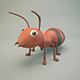 Cartoon Ant - 3DOcean Item for Sale