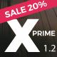 XPRIME - Creative Joomla Multipurpose Template - ThemeForest Item for Sale