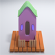 Small House Collection - 3DOcean Item for Sale