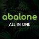 Abalone Creative Multi-Purpose PSD Template - ThemeForest Item for Sale