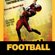 Football Sport Flyer - GraphicRiver Item for Sale