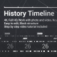 History Timeline - Corporate Timeline - VideoHive Item for Sale