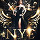 New Years Eve Poster - GraphicRiver Item for Sale