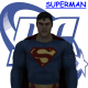 Superman - 3DOcean Item for Sale