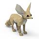 Tiny Fox (Fenek) - 3DOcean Item for Sale