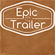 Epic Industrial Trailer