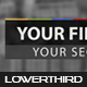 Flat Dynamic Lower Thirds 1 - VideoHive Item for Sale