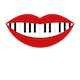 Piano and Strings Logo Three