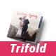 Wedding Square Tri-fold  Brochure - GraphicRiver Item for Sale