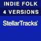 Upbeat Inspiring Indie Folk