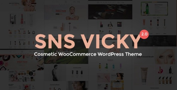 Review: SNS Vicky - Cosmetic WooCommerce WordPress Theme free download Review: SNS Vicky - Cosmetic WooCommerce WordPress Theme nulled Review: SNS Vicky - Cosmetic WooCommerce WordPress Theme