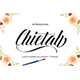 Chietah - GraphicRiver Item for Sale