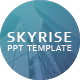 Skyrise PowerPoint Template - GraphicRiver Item for Sale