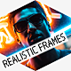 Realistic Frames | Photo Displays - VideoHive Item for Sale