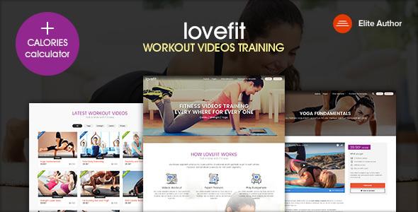 Lovefit - Fitness Video Training