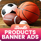 Products Banners Ads - GraphicRiver Item for Sale