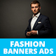 Fashion Banners Ads - GraphicRiver Item for Sale