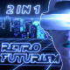 Retro Futurism & Glitch Hologram (2 in 1) - VideoHive Item for Sale