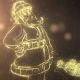Gold Christmas Wishes - VideoHive Item for Sale