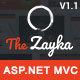 The Zayka – Multipurpose Restaurant, Food & Cafe MVC Theme - CodeCanyon Item for Sale