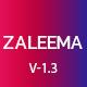 Zaleema - Creative App Landing Responsive HTML5 Template - ThemeForest Item for Sale