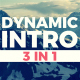 Dynamic Brush Intro - VideoHive Item for Sale