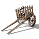 Medieval Cart - 3DOcean Item for Sale