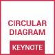 Circular Diagram - Keynote - GraphicRiver Item for Sale