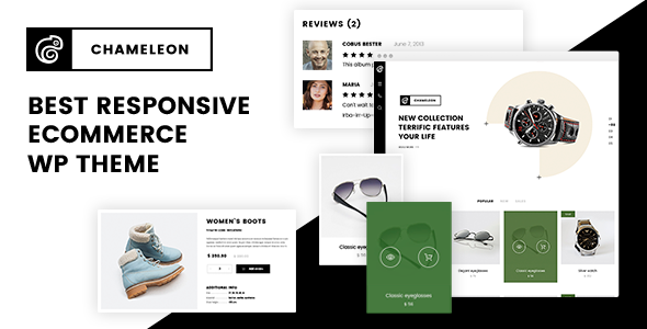 Review: Chameleon - WooCommerce Modern Theme free download Review: Chameleon - WooCommerce Modern Theme nulled Review: Chameleon - WooCommerce Modern Theme