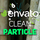 4 Clean Particle Logo - VideoHive Item for Sale