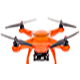 Drone Flying Quadcopter - AudioJungle Item for Sale